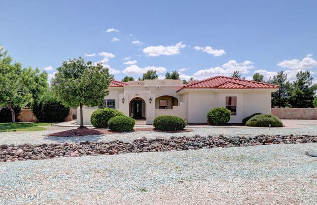 5533 Redfox Road, Las Cruces, NM 88007 (MLS #2102427) :: Better Homes and Gardens Real Estate - Steinborn & Associates