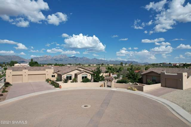 4600 Calle De Nubes, Las Cruces, NM 88012 (MLS #2102429) :: Better Homes and Gardens Real Estate - Steinborn & Associates