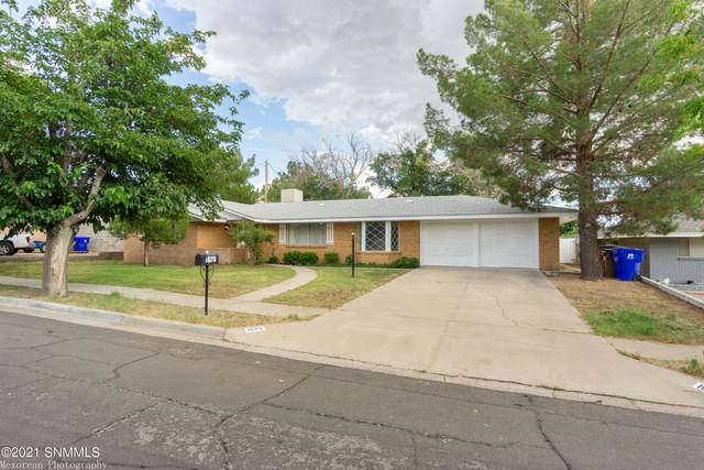 1670 Valencia Drive, Las Cruces, NM 88001 (MLS #2102441) :: Agave Real Estate Group
