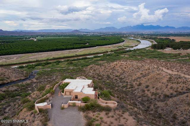 4824 River Heights Drive, Las Cruces, NM 88007 (MLS #2102507) :: Las Cruces Real Estate Professionals
