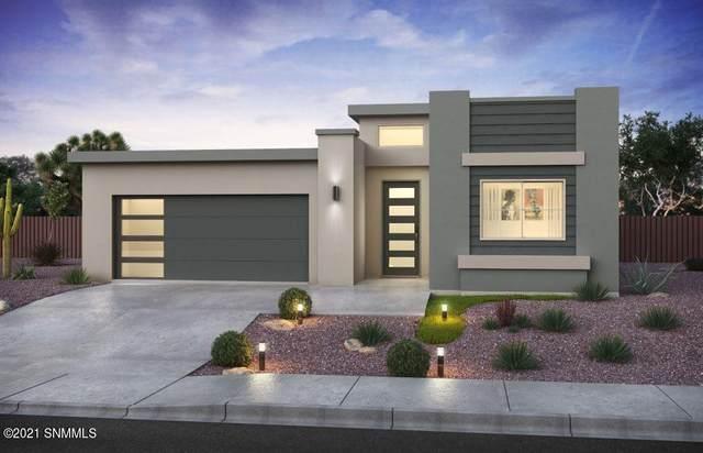 6150 Andromeda Loop, Las Cruces, NM 88012 (MLS #2102513) :: Better Homes and Gardens Real Estate - Steinborn & Associates