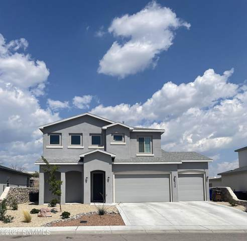 4029 Spotted Dove Drive, Las Cruces, NM 88001 (MLS #2102532) :: Agave Real Estate Group