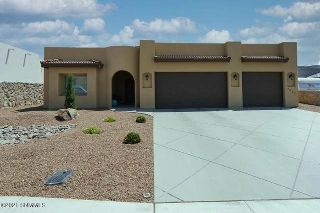 3022 Cheyenne Drive, Las Cruces, NM 88011 (MLS #2102536) :: Las Cruces Real Estate Professionals