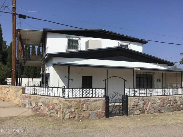 5447 Abeyta Road, Dona Ana, NM 88032 (MLS #2102554) :: Las Cruces Real Estate Professionals