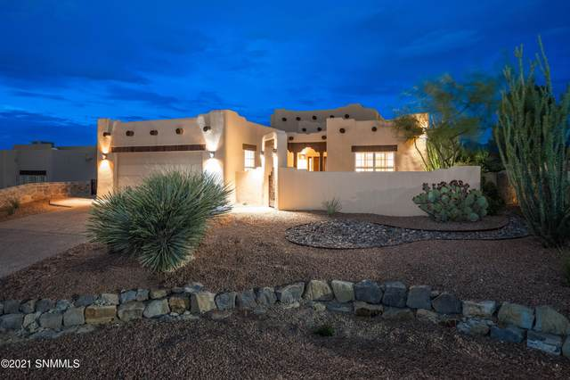 4150 Canyon Ridge Arc, Las Cruces, NM 88011 (MLS #2102574) :: Better Homes and Gardens Real Estate - Steinborn & Associates