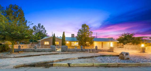 5913 Holman Road, Las Cruces, NM 88012 (MLS #2102580) :: Better Homes and Gardens Real Estate - Steinborn & Associates