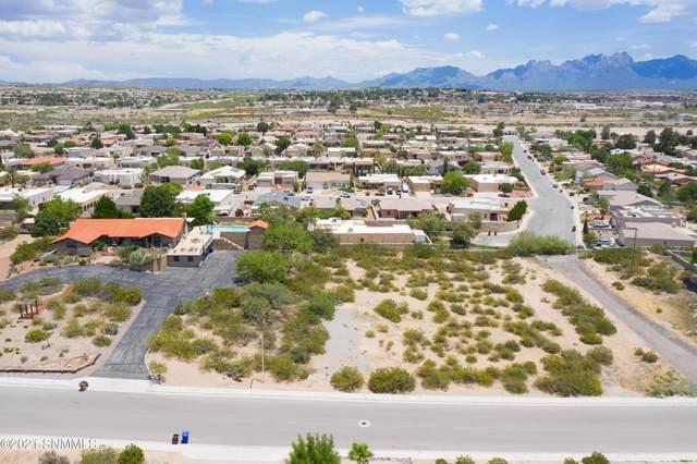 4032 Nemesh Drive, Las Cruces, NM 88005 (MLS #2102604) :: Las Cruces Real Estate Professionals