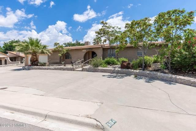3104 Missouri Avenue, Las Cruces, NM 88011 (MLS #2102610) :: Better Homes and Gardens Real Estate - Steinborn & Associates