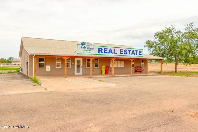 43 St Francis Drive, Tularosa, NM 88352 (MLS #2102620) :: Better Homes and Gardens Real Estate - Steinborn & Associates