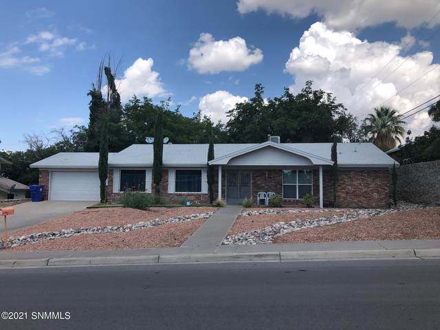 3030 Fairway Drive, Las Cruces, NM 88011 (MLS #2102645) :: Las Cruces Real Estate Professionals