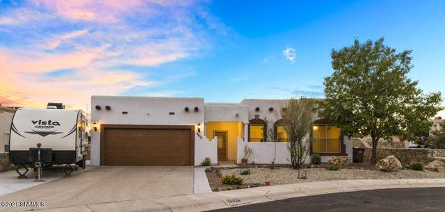 2037 San Patricio Loop, Las Cruces, NM 88011 (MLS #2102651) :: Agave Real Estate Group