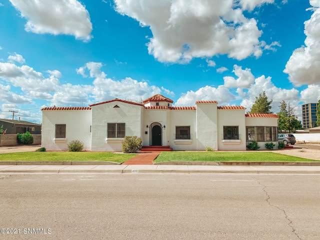 400 El Prado Avenue, Las Cruces, NM 88005 (MLS #2102667) :: Las Cruces Real Estate Professionals