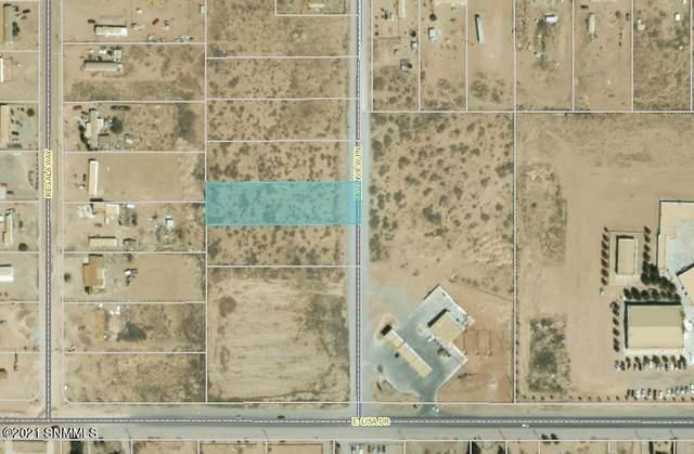 640 Moonview Lane, Chaparral, NM 88081 (MLS #2102669) :: Las Cruces Real Estate Professionals