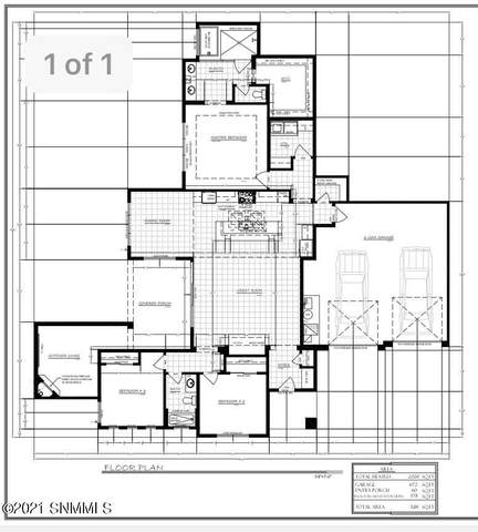 5575 Red Wolf Lane, Las Cruces, NM 88007 (MLS #2102670) :: Agave Real Estate Group