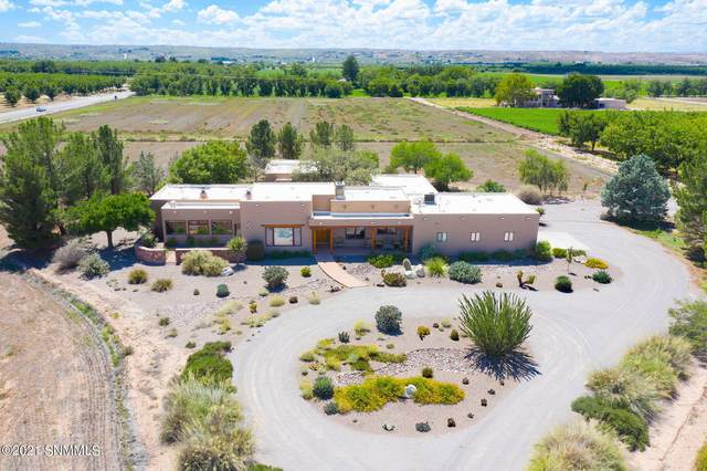 2810 Cielo Grande Court, Las Cruces, NM 88005 (MLS #2102687) :: Agave Real Estate Group