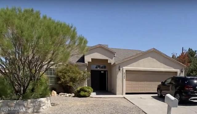 4164 Windridge Circle, Las Cruces, NM 88012 (MLS #2102700) :: Agave Real Estate Group