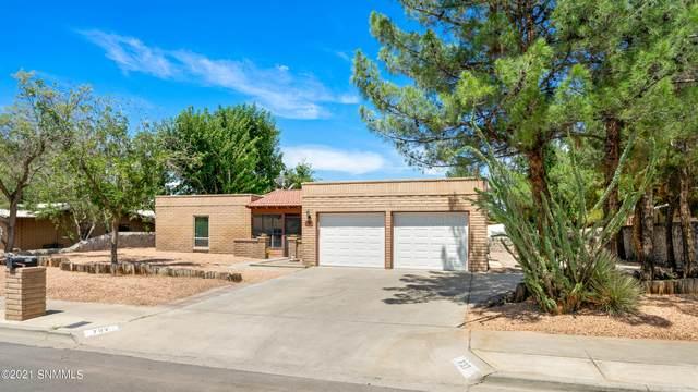 737 Frank Maes Avenue, Las Cruces, NM 88005 (MLS #2102717) :: Las Cruces Real Estate Professionals