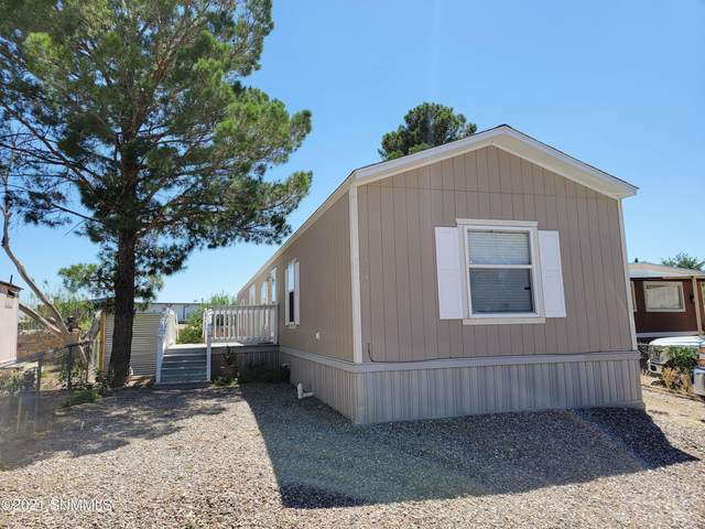 270 Branding Iron Circle, Las Cruces, NM 88005 (MLS #2102765) :: Better Homes and Gardens Real Estate - Steinborn & Associates