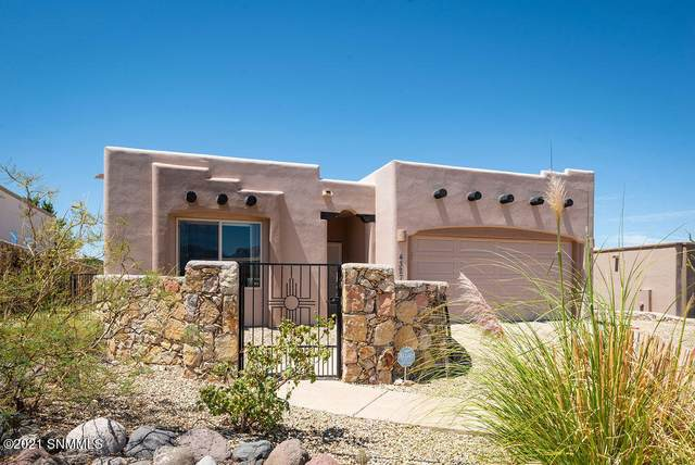 4327 Canterra Arc, Las Cruces, NM 88011 (MLS #2102771) :: Better Homes and Gardens Real Estate - Steinborn & Associates