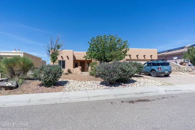 2471 Conchas Lane, Las Cruces, NM 88011 (MLS #2102772) :: Better Homes and Gardens Real Estate - Steinborn & Associates