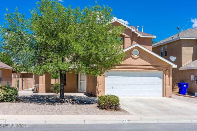 2878 Carretas Court, Las Cruces, NM 88007 (MLS #2102780) :: Better Homes and Gardens Real Estate - Steinborn & Associates