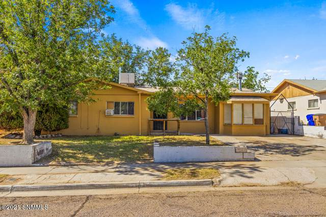 1945 Anderson Drive, Las Cruces, NM 88001 (MLS #2102796) :: Las Cruces Real Estate Professionals