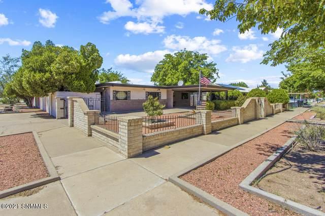 1022 S Platinum Avenue, Deming, NM 88030 (MLS #2102797) :: Agave Real Estate Group