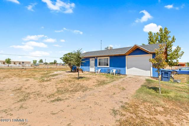 1100 Greiner Drive, Chaparral, NM 88081 (MLS #2102810) :: Better Homes and Gardens Real Estate - Steinborn & Associates