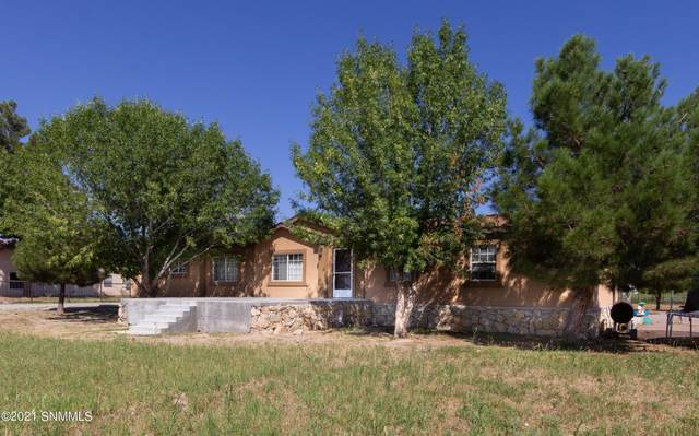 360 Jarmon Road, Mesquite, NM 88048 (MLS #2102812) :: Agave Real Estate Group
