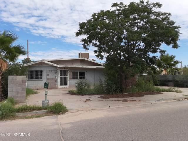 207 Luna Drive, Sunland Park, NM 88063 (MLS #2102816) :: Agave Real Estate Group