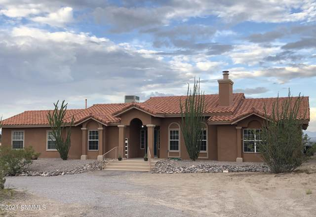 7050 Justin Lane, Las Cruces, NM 88007 (MLS #2102826) :: Agave Real Estate Group