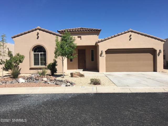 4210 Sommerset, Las Cruces, NM 88011 (MLS #2102827) :: Better Homes and Gardens Real Estate - Steinborn & Associates