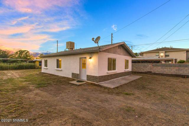 721 N Second Street, Anthony, NM 88021 (MLS #2102836) :: Better Homes and Gardens Real Estate - Steinborn & Associates