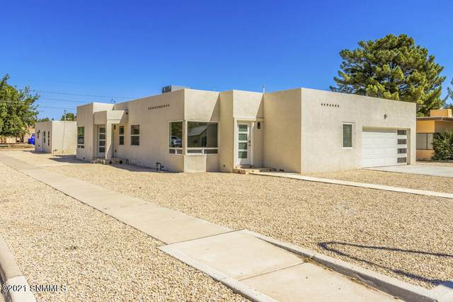 548 W Hadley Avenue, Las Cruces, NM 88005 (MLS #2102837) :: Agave Real Estate Group