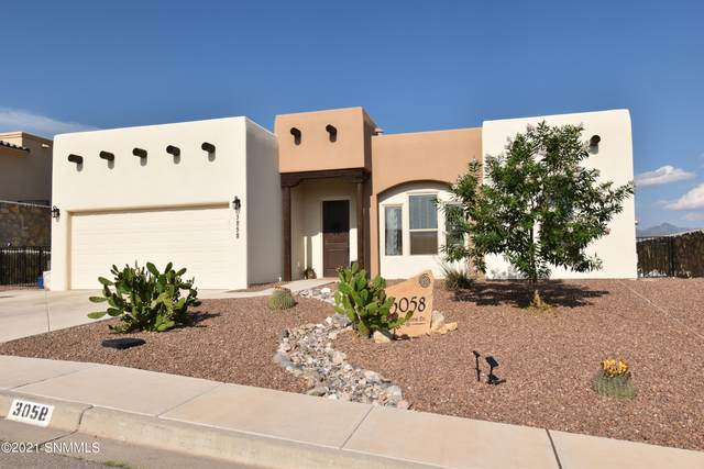 3058 Featherstone Drive, Las Cruces, NM 88011 (MLS #2102848) :: Better Homes and Gardens Real Estate - Steinborn & Associates