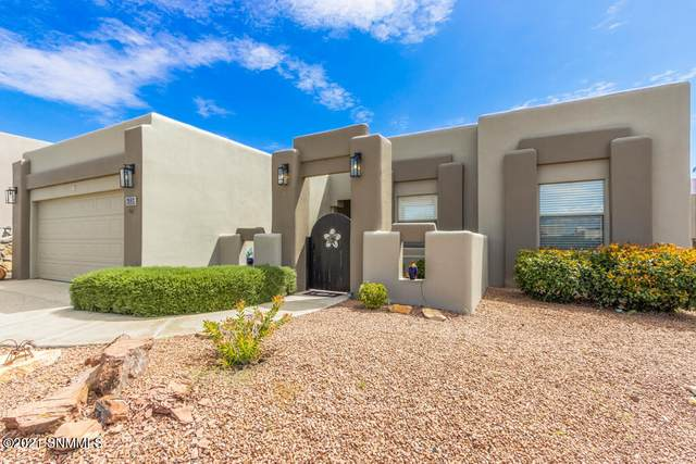 4124 Capistrano Avenue, Las Cruces, NM 88011 (MLS #2102849) :: Agave Real Estate Group
