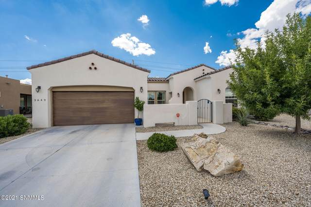 3649 Lunetta Court, Las Cruces, NM 88012 (MLS #2102858) :: Better Homes and Gardens Real Estate - Steinborn & Associates