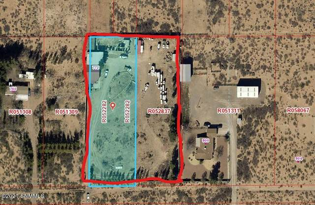 772 State Line Drive, Chaparral, NM 88081 (MLS #2102872) :: Las Cruces Real Estate Professionals