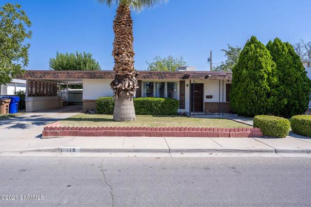 118 Oxford, Las Cruces, NM 88005 (MLS #2102877) :: Las Cruces Real Estate Professionals