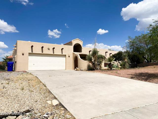 2551 Tiffany Drive, Las Cruces, NM 88011 (MLS #2102879) :: Better Homes and Gardens Real Estate - Steinborn & Associates