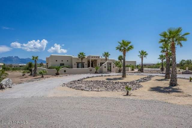 3414 Calle Rancho Caballo, Las Cruces, NM 88012 (MLS #2102886) :: Las Cruces Real Estate Professionals