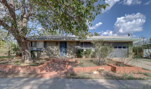 1120 Sharon Circle, Las Cruces, NM 88001 (MLS #2102890) :: Better Homes and Gardens Real Estate - Steinborn & Associates