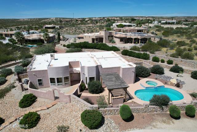 10099 Catelonia Court, Las Cruces, NM 88007 (MLS #2102901) :: Better Homes and Gardens Real Estate - Steinborn & Associates