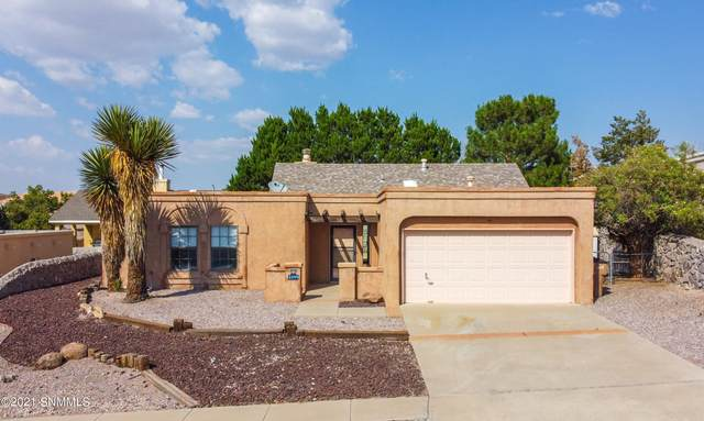 3344 Solarridge Street, Las Cruces, NM 88012 (MLS #2102903) :: Las Cruces Real Estate Professionals