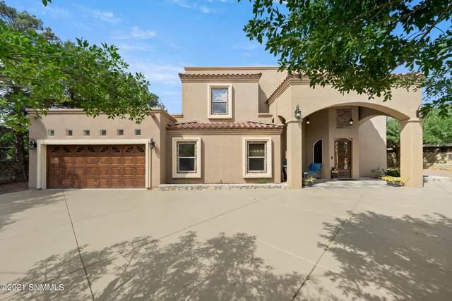 5447 Santa Cruz Avenue, Las Cruces, NM 88012 (MLS #2102906) :: Better Homes and Gardens Real Estate - Steinborn & Associates