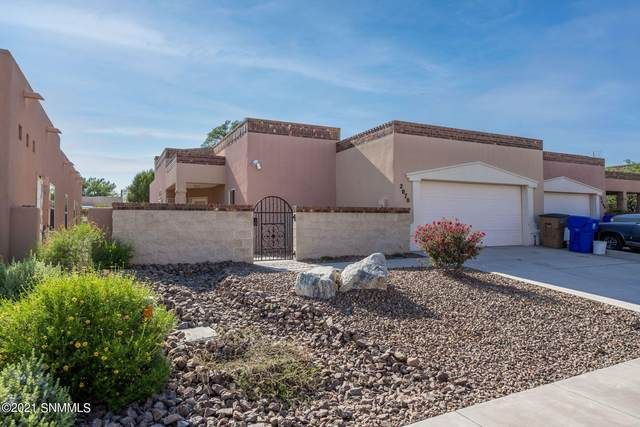 2070 Cotton Avenue, Las Cruces, NM 88001 (MLS #2102919) :: Agave Real Estate Group