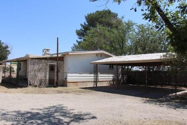 268 N Fairacres Road, Las Cruces, NM 88005 (MLS #2102921) :: Agave Real Estate Group