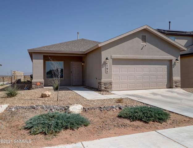 4795 Sirocco Avenue, Las Cruces, NM 88012 (MLS #2102933) :: Las Cruces Real Estate Professionals