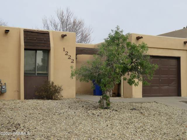 1222 N Willow Street, Las Cruces, NM 88001 (MLS #2102937) :: Better Homes and Gardens Real Estate - Steinborn & Associates