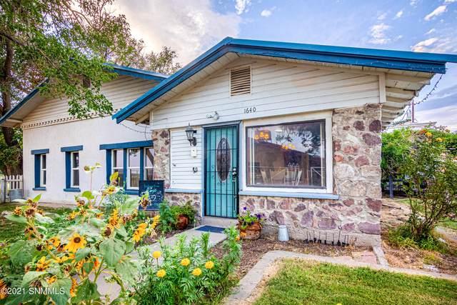 1624 Vinton Road, Anthony, NM 88021 (MLS #2102941) :: Las Cruces Real Estate Professionals